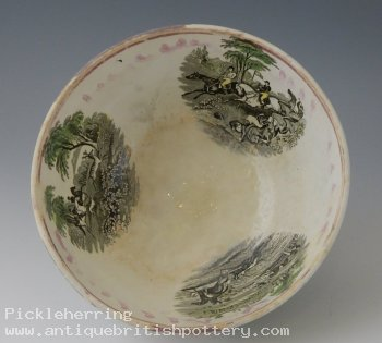 Moore & Co - Stag Hunting Bowl