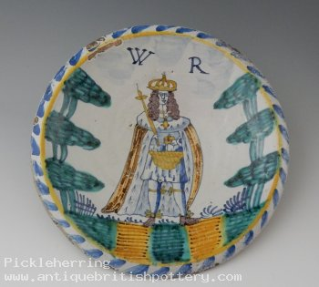 King William III Charger