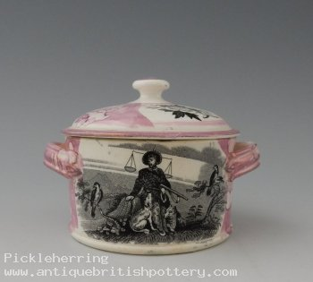 Dixon September Pot & Lid