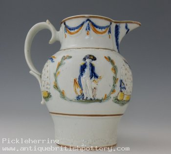 Nelson Moulded Jug