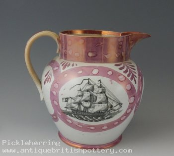 Tyneside - Large Jug