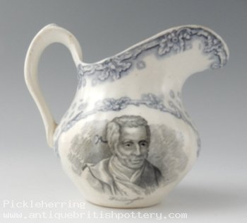 Death of Wellington Jug