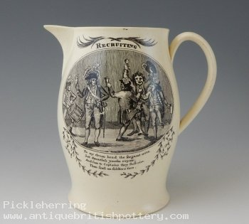 Recruiting - American Ship Jug