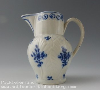 Pearlware Cabbage Jug